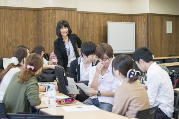 Classes in the Faculty of Psychology are made up of practical study through group work and experiments.
