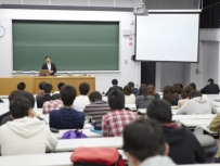 Classroom atmosphere in the Faculty of Commerce
