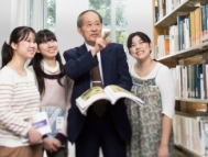 Pursuing studies in linguistics, Japanese literature, and Japanese language education