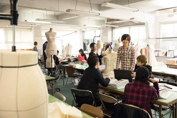 Sugino Fashion College Jpss For International Students