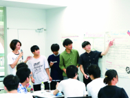 Aim to become legal experts with a great command of the law. (Dean of the Faculty of Law, Professor Masao Ikeda)