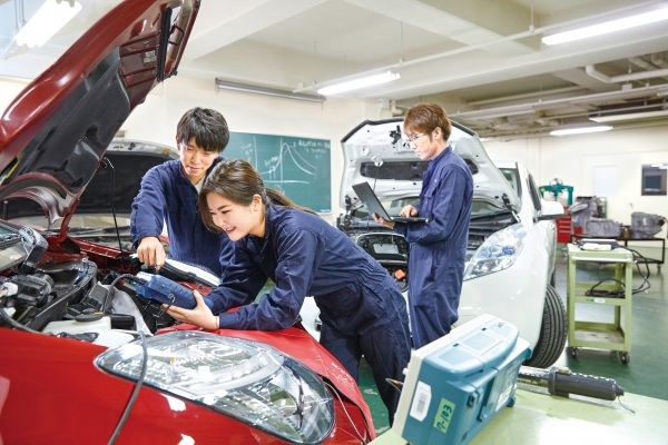 Automobile Maintenance Practical Training